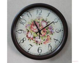 часовник - 0535-божур