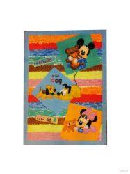 """Детски килим """"Мики,Мини и приятели """""""