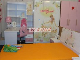 "Обзавеждане за детска стая ""Принцеса - 6112"""