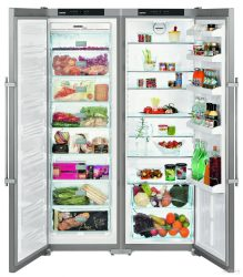 "Хладилник ""Liebherr - SBSesf 7212"""