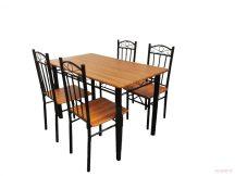 Комплект маса със столове 29 В-метал