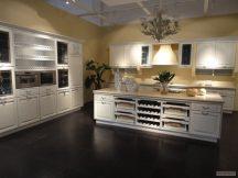 Кухня с плот от Технически Камък 5