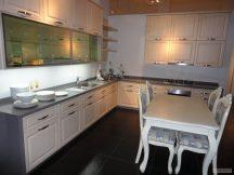 Кухня с плот от Технически Камък 9