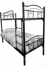 Двуетажно метално легло Верона -DD-0425