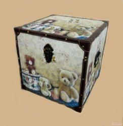Сандък за съхранение 2662-2